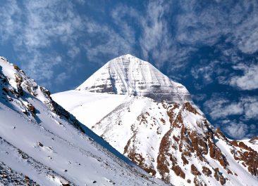 Mount Kailash in Western Tibet