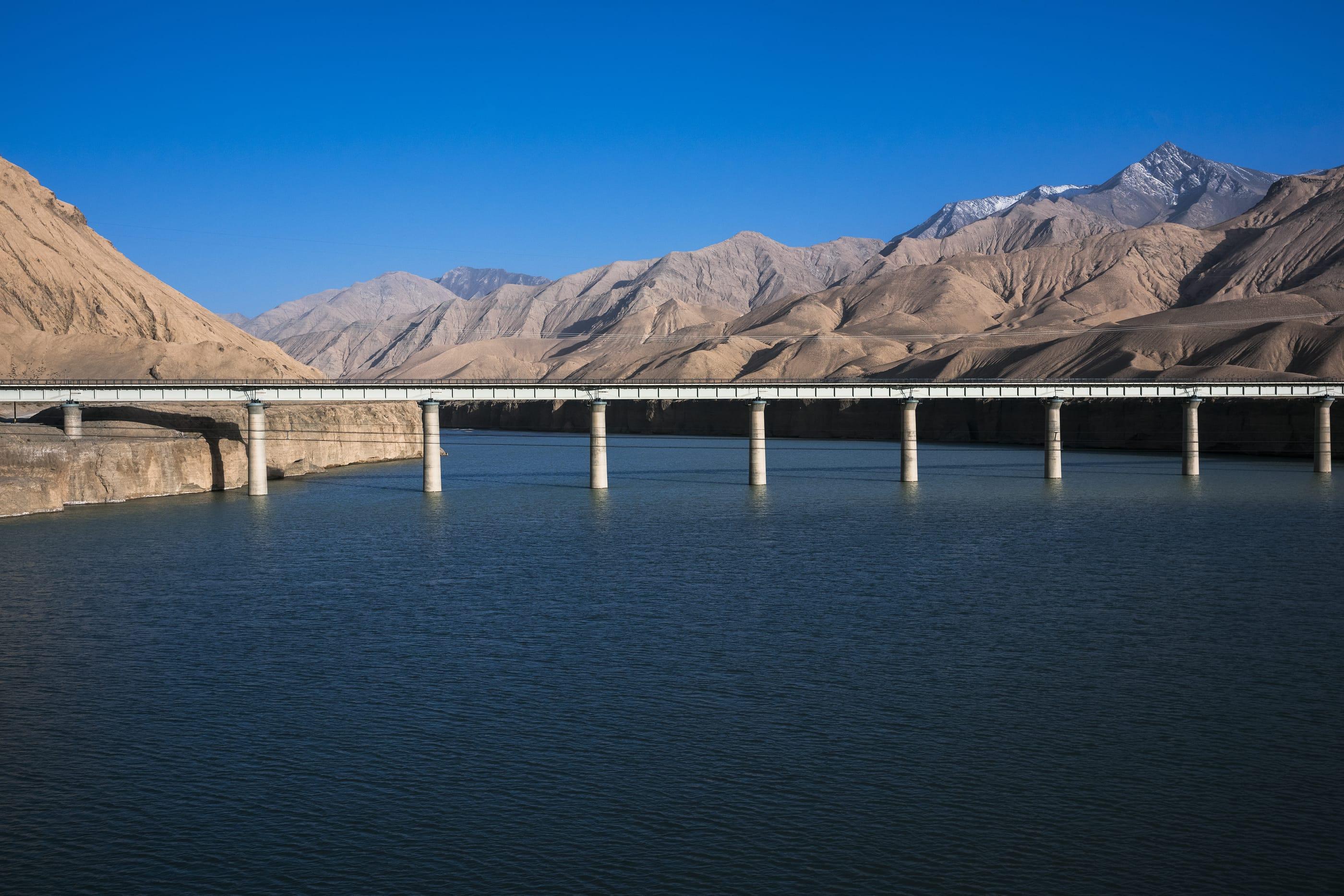 Qinghai-Tibet railway, Tibet Autonomous Region