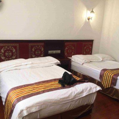 Hotel in Samye, Tibet