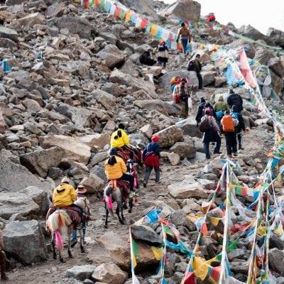 Pass Mount Kailash Himalayas range Tibet Kailas yatra