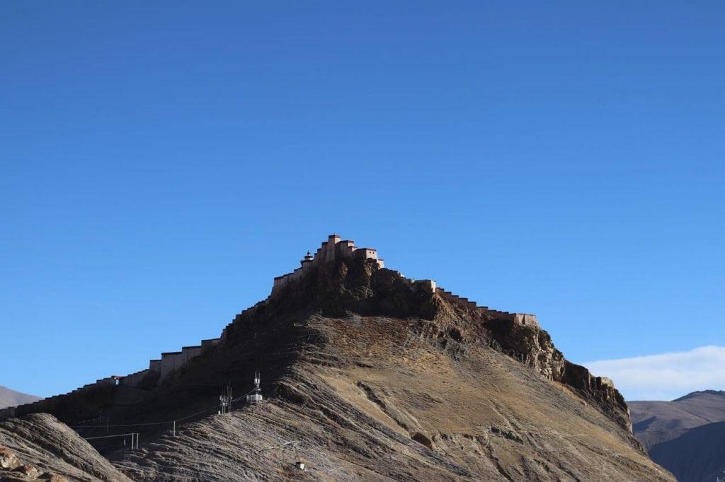 Chiu Monastery in Tibet