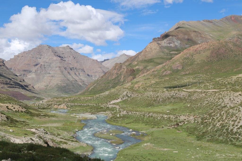 Views on the third day of Kailash kora
