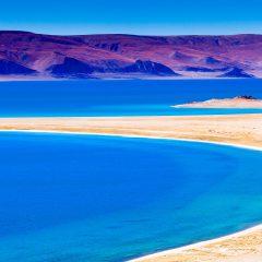 Zhari Namco lake Ngari Tibet