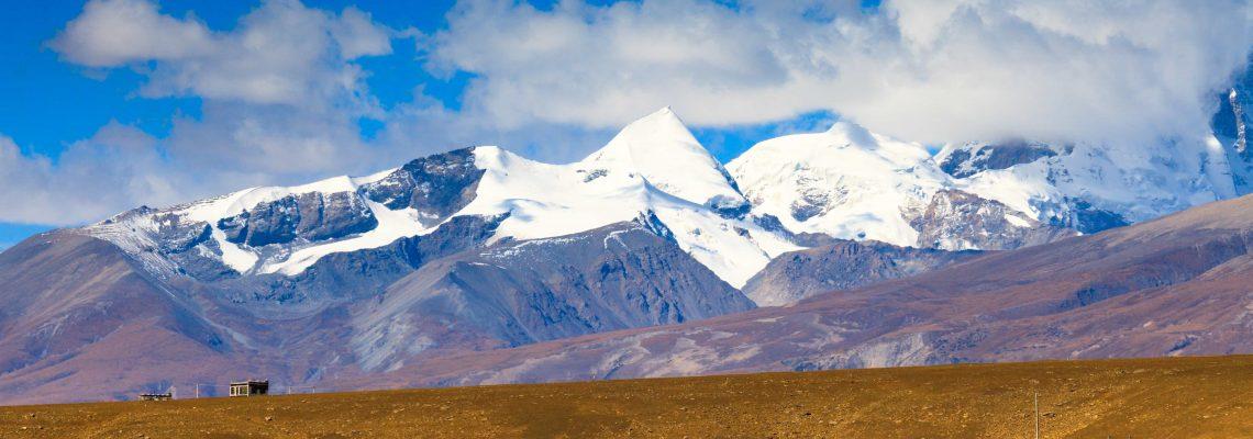 Railway in Tibet
