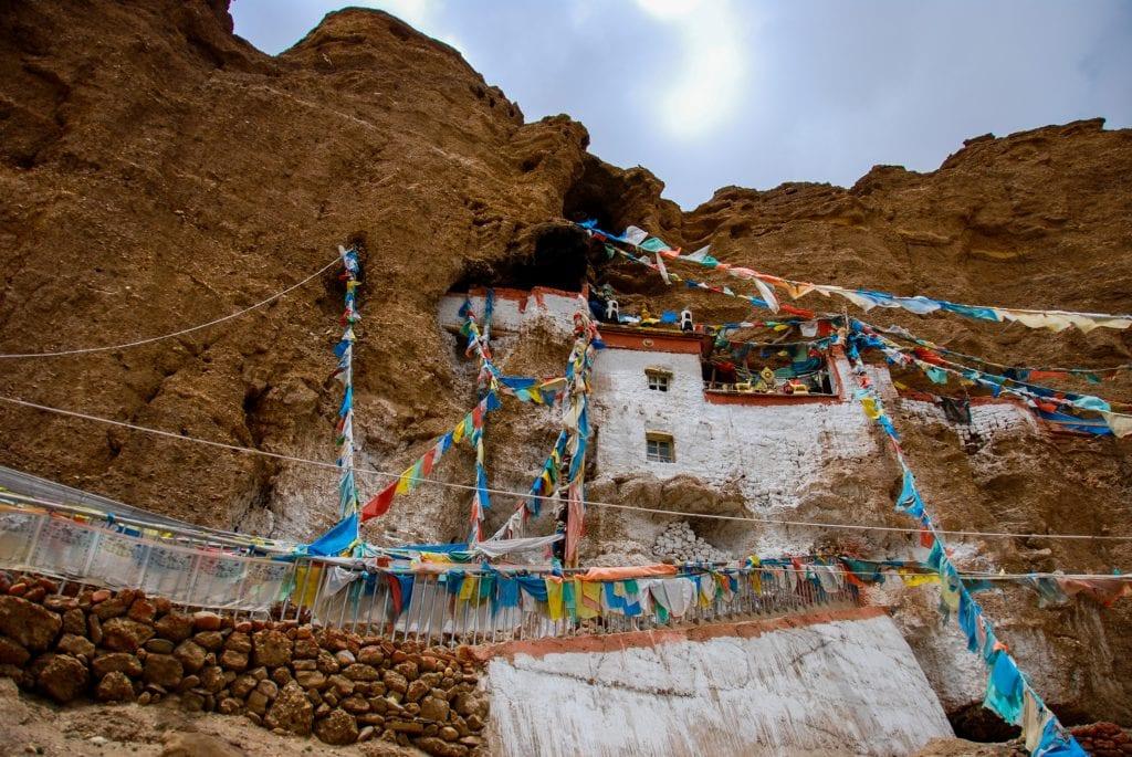Gurugyam Monastery in Garuda Valley, Western Tibet