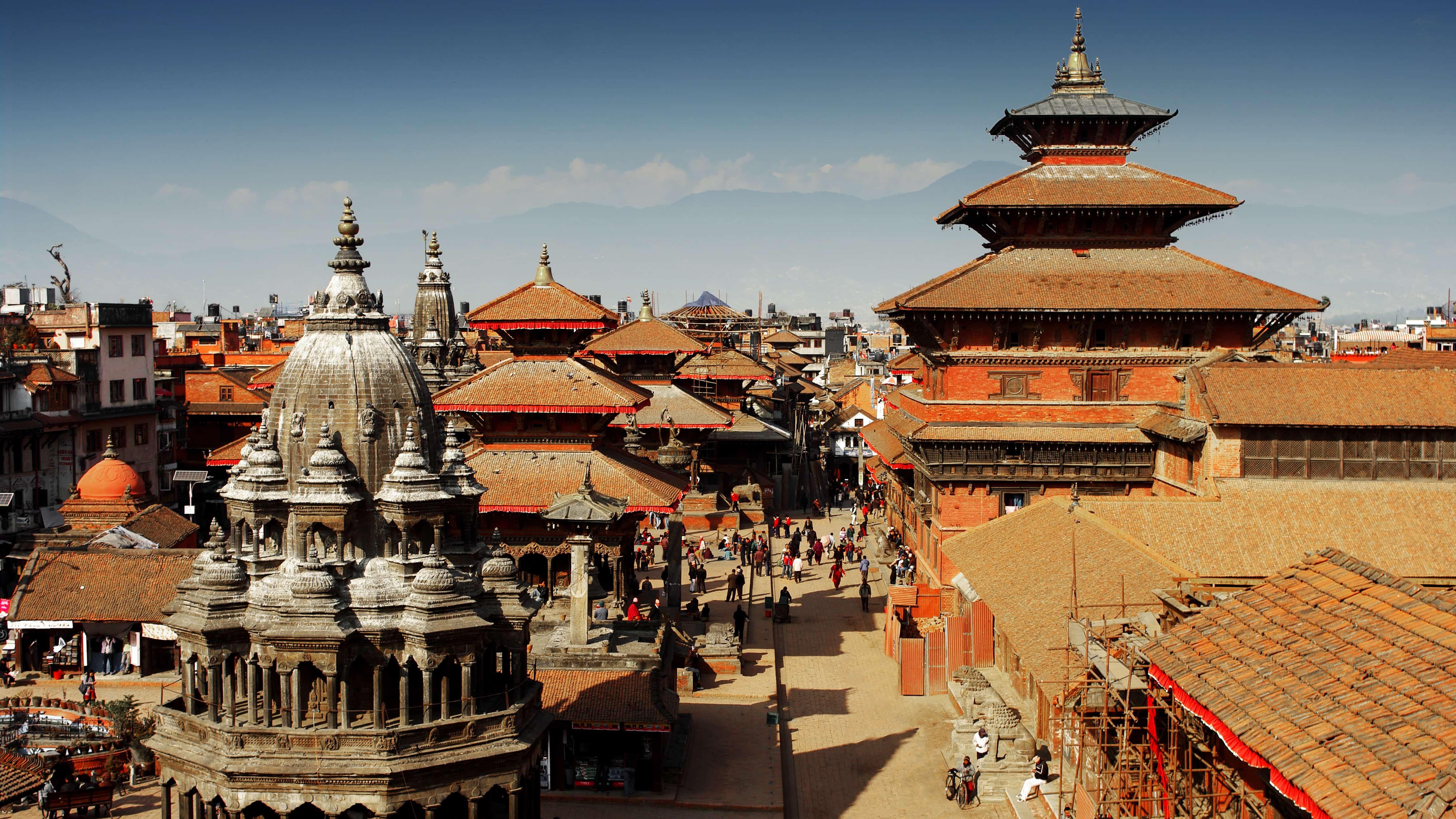 Kathmandu's Durbar Square, Nepal