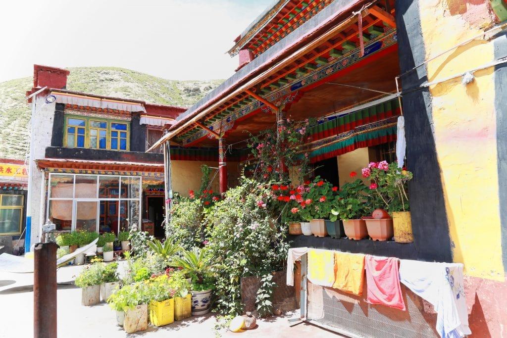 Chup Sang Nunnery, Lhasa, Tibet