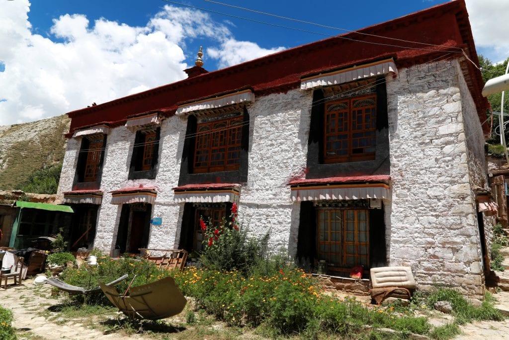 Chupsang Nunnery, Tibet