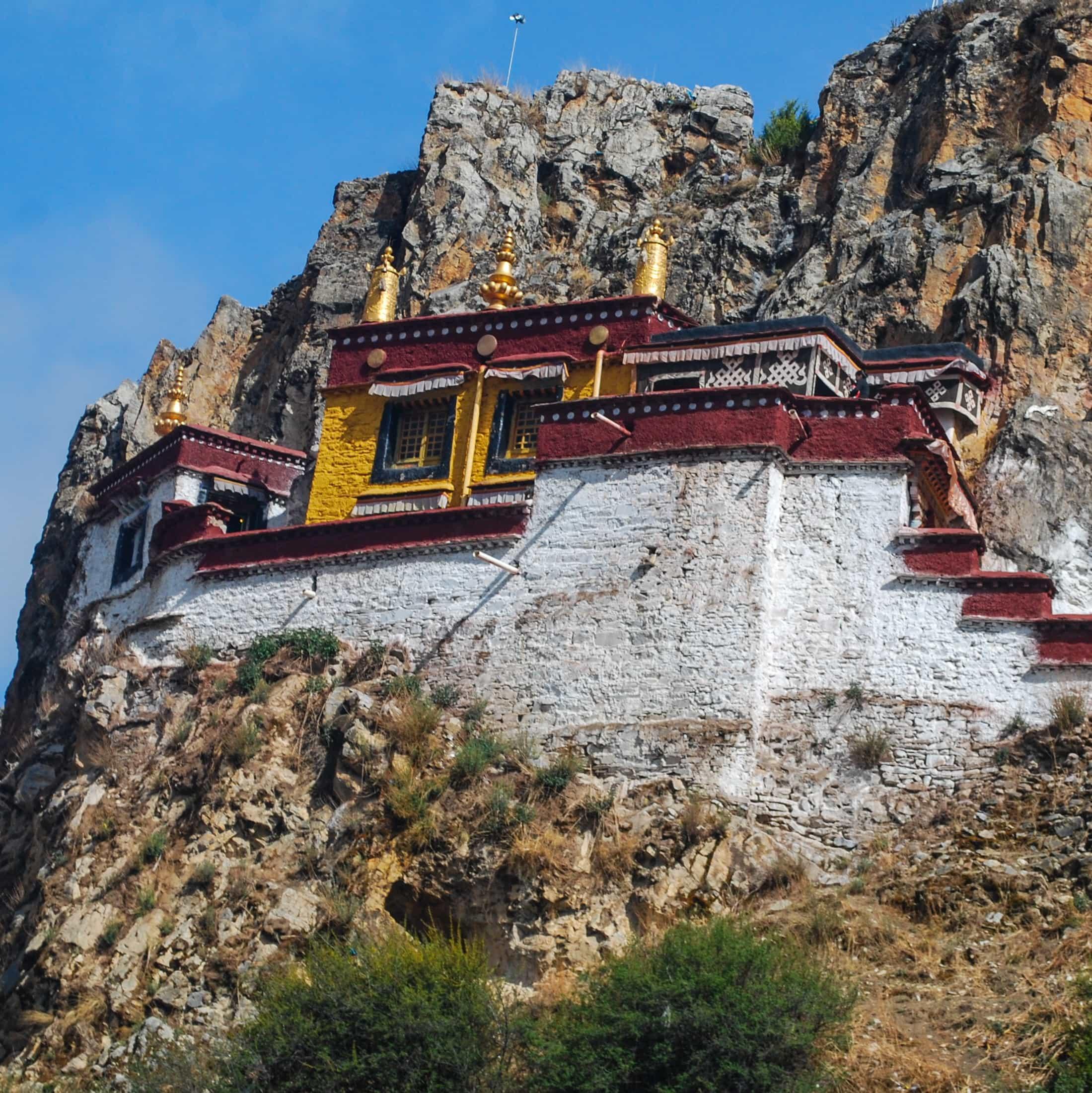 Drak Yerpa, Tibet