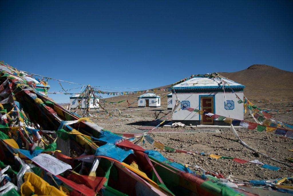 Gyatso La pass, Tibet