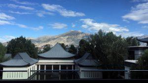 St Regis hotel in Lhasa, Tibet