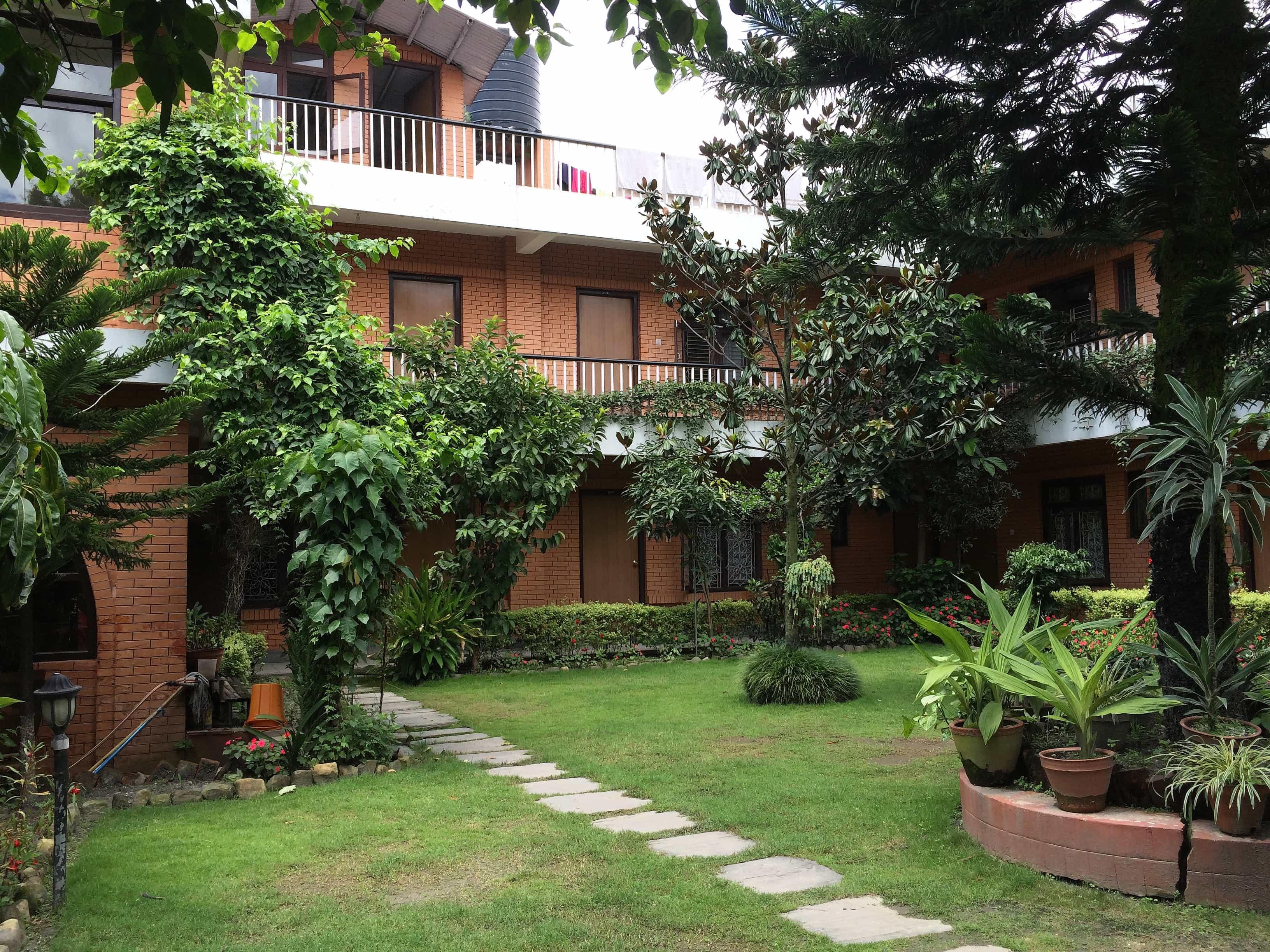 Guesthouse of Shechen Monastery, Kathmandu
