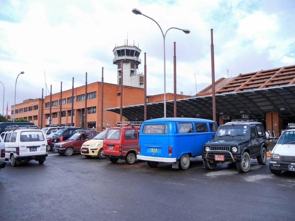 Kathmandu Tribhuvan Airport