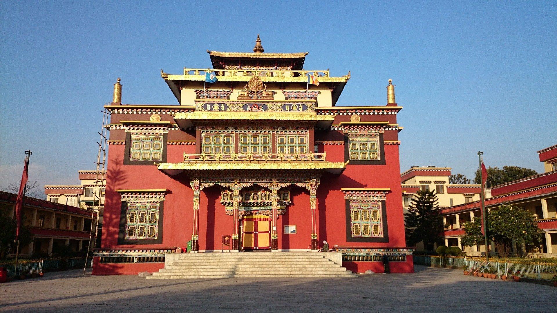 Pullahari Monastery in Nepal