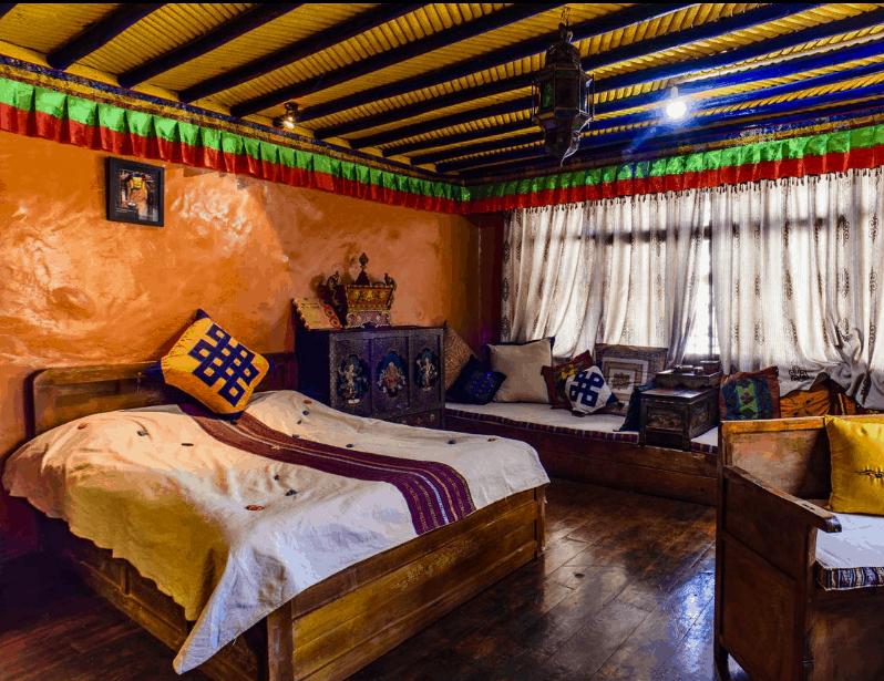 Room in House of Shambala
