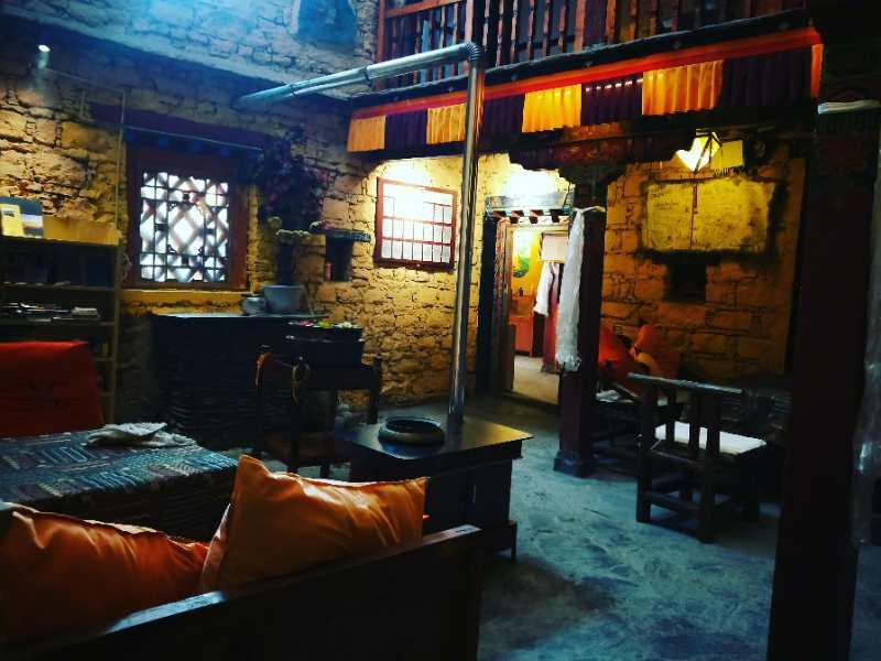 Room in Shambala Palace