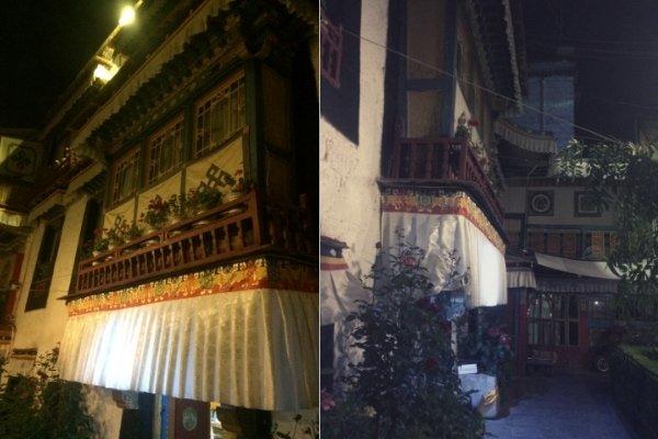 Trichang Labrang Hotel in Lhasa