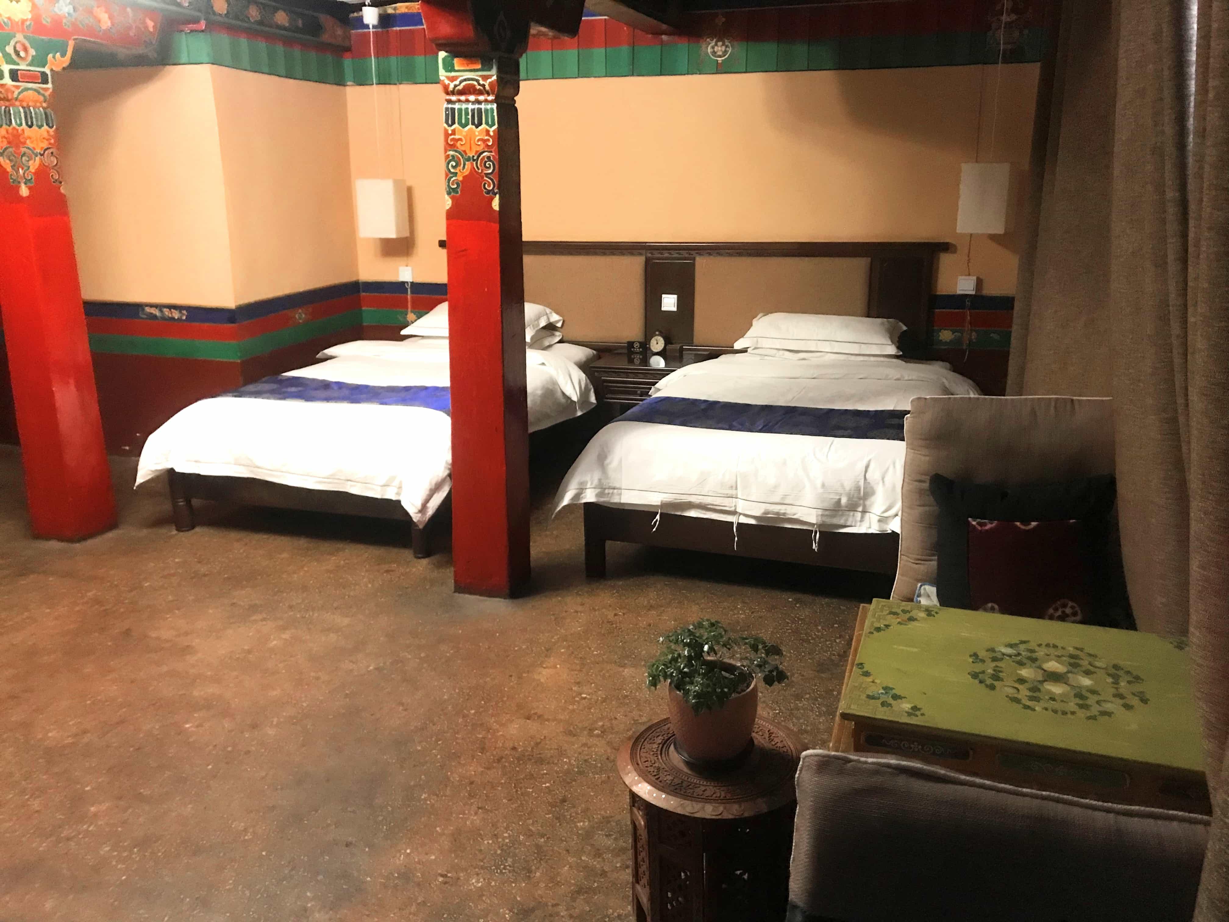 Yapshi Phunkhang Hotel in Lhasa