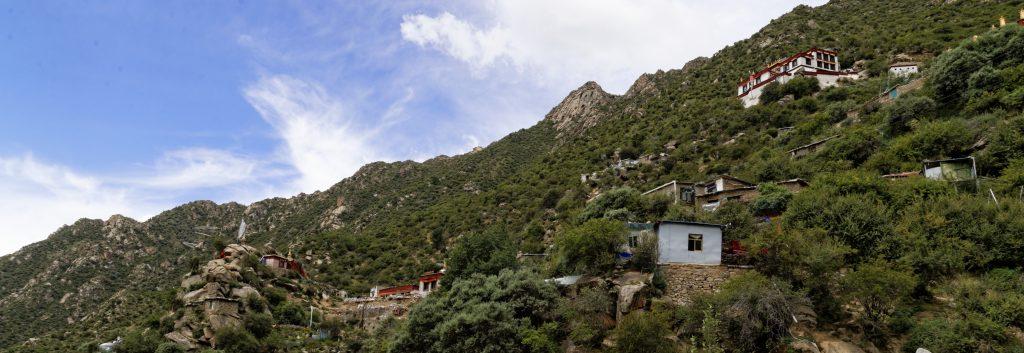 Panorama of Chimpu