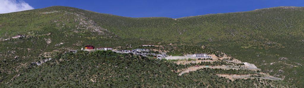Shugsheb nunnery Panorama