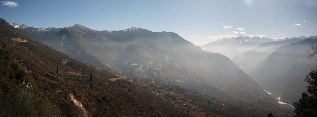 Danba in Western Sichuan