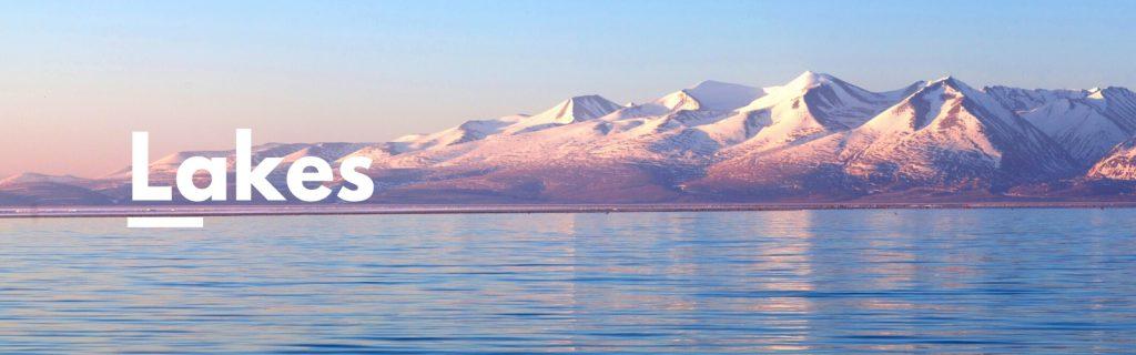 Visit Tibet. Lakes