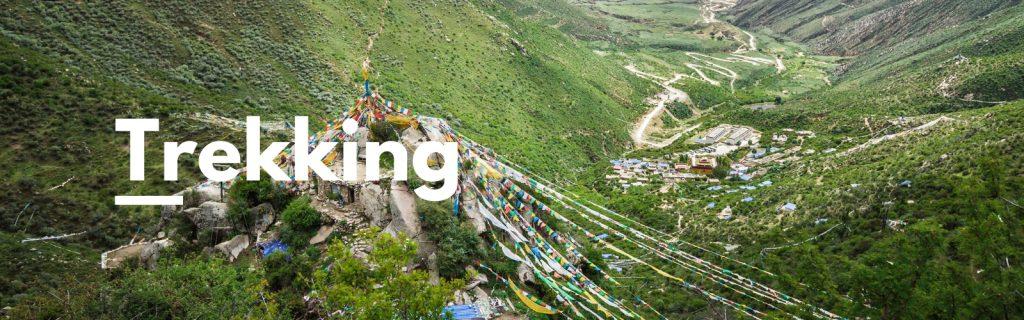 Visit Tibet. Trekking