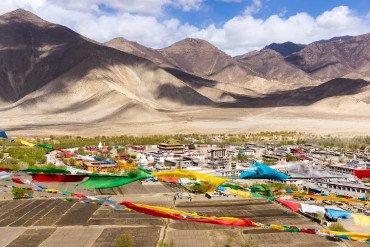View-of-Samye-monastery-from-Hepo-Ri