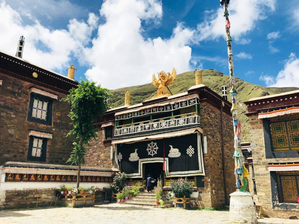 Mindrolling Monastery, Nyingmapa order, Tibet