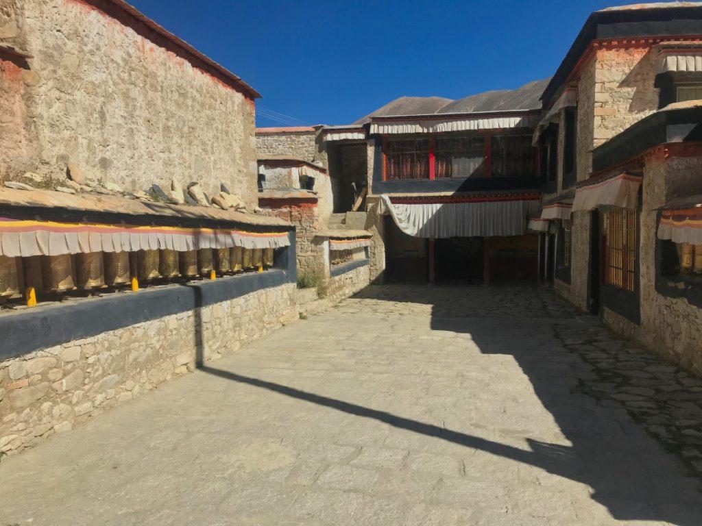 Phuntsok Ling Monastery complex, Tibet