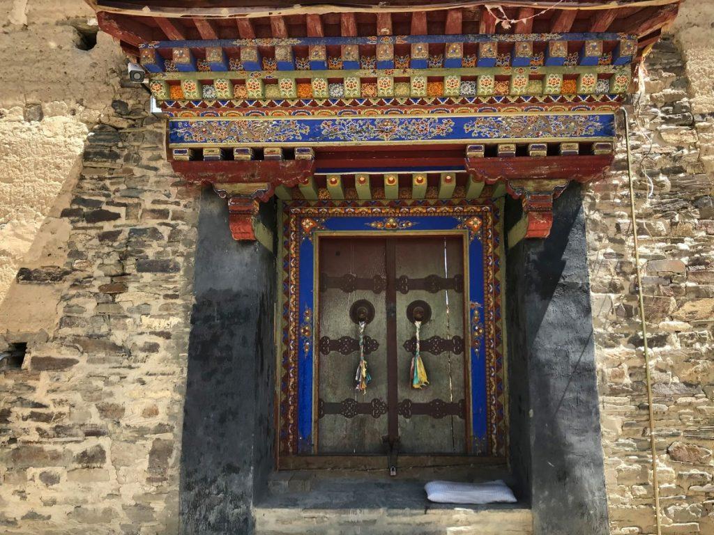 Namseling manor gate