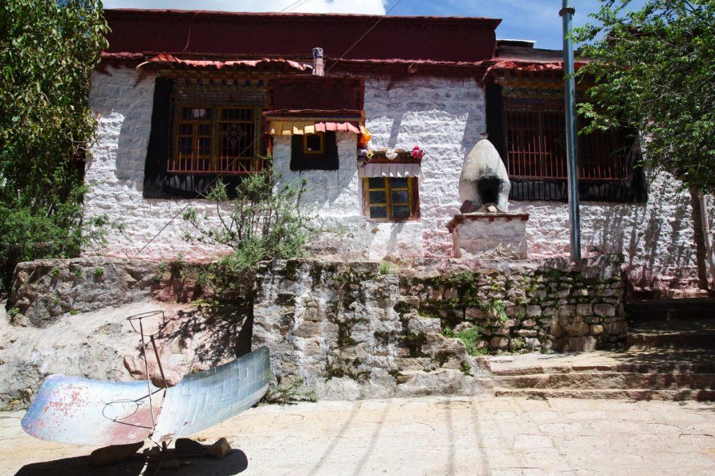Chupsang Nynnery, Lhasa