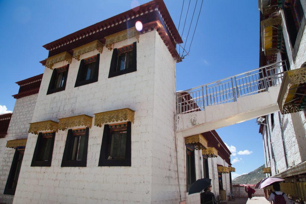 Chupsang nunnery, Lhasa, Tibet