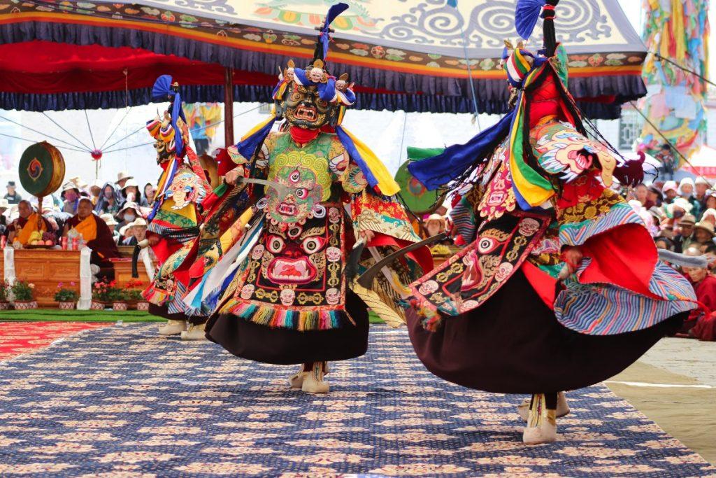 Cham Dance - Wonders of Tibet