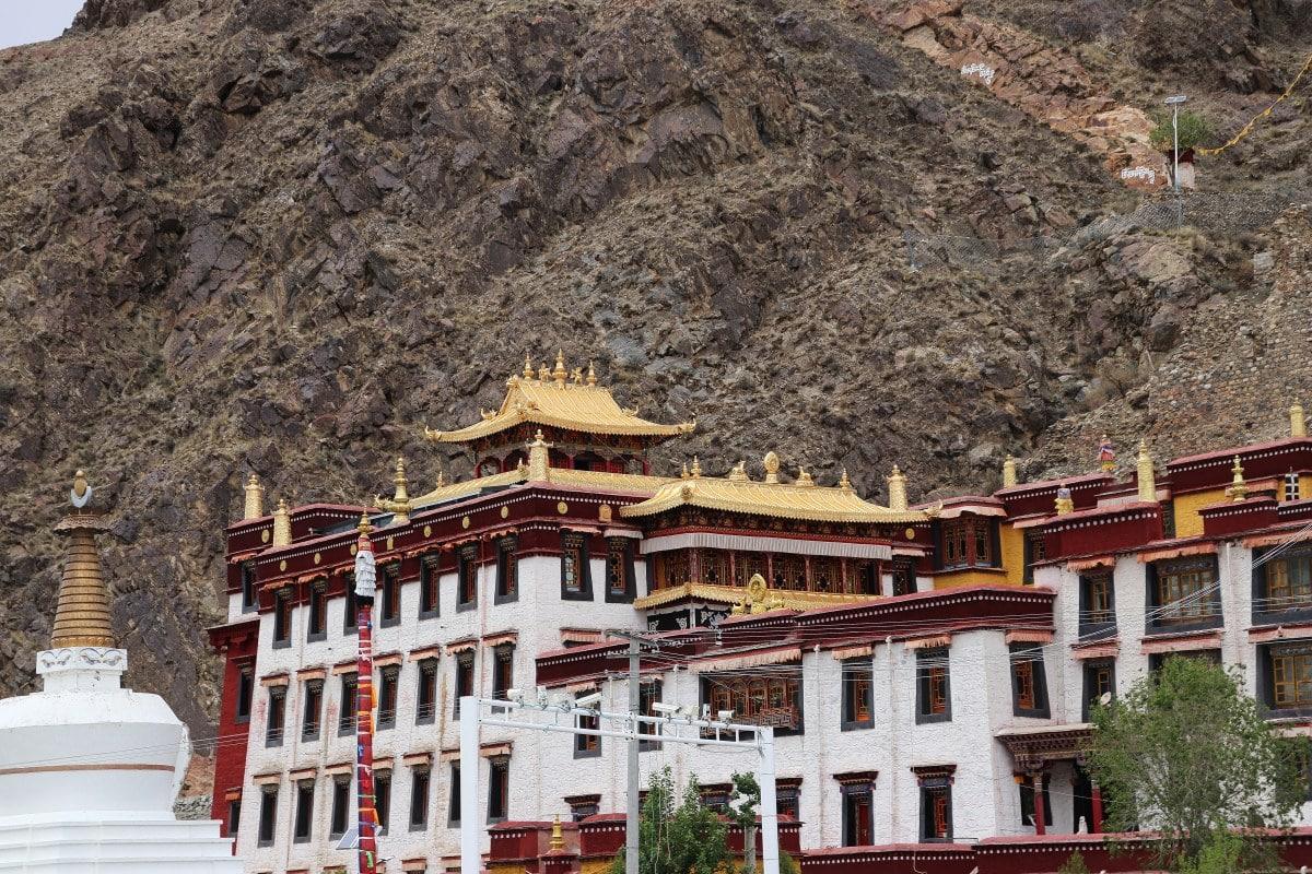 Dorje Drak monastery Complex, Tibet