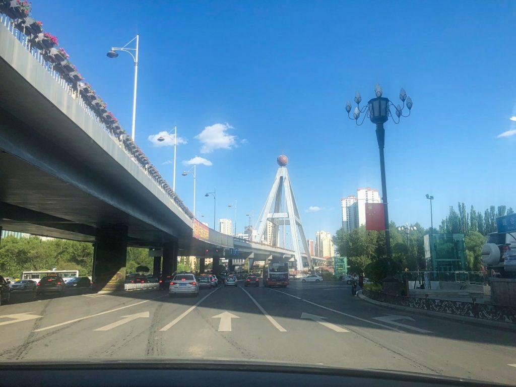 Bridge in Xining